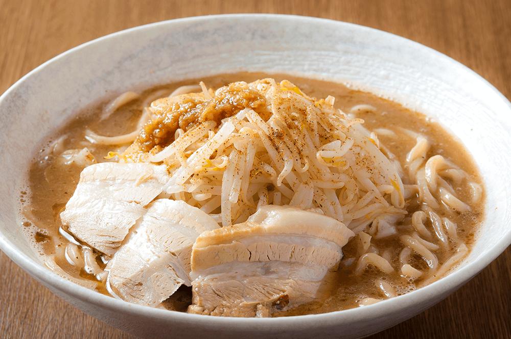 煮干豚(にぼぶた)らーめん【公式】まるき つけ麺|大分県大分市のつけ麺・ラーメン