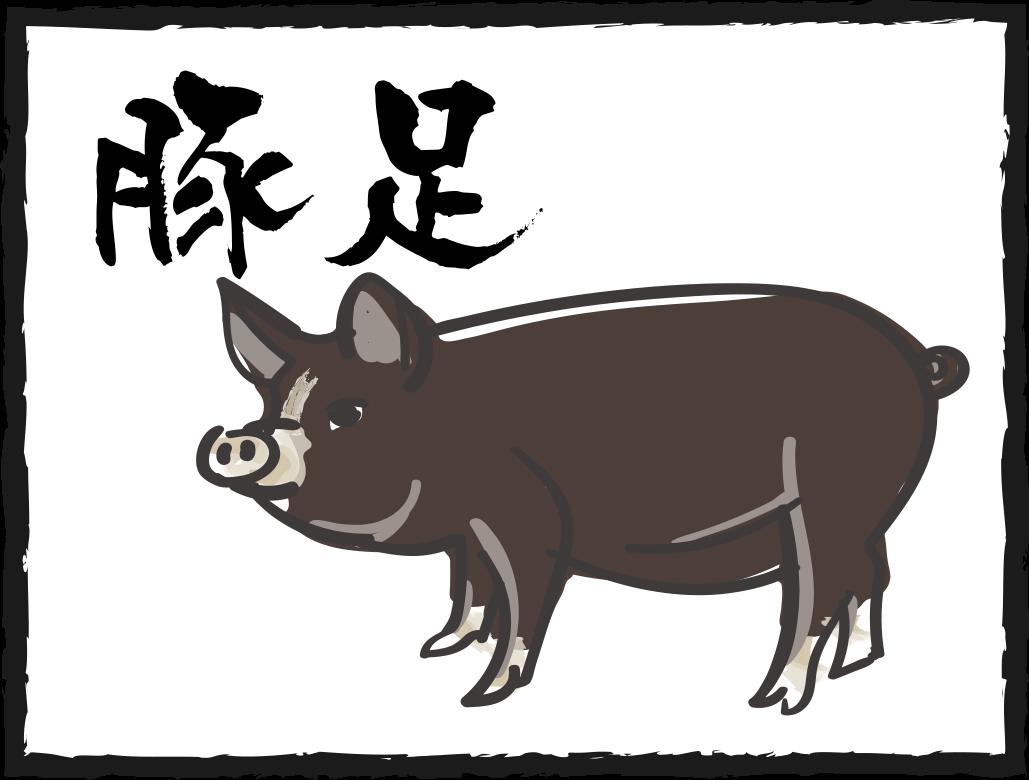 豚足/コラーゲン